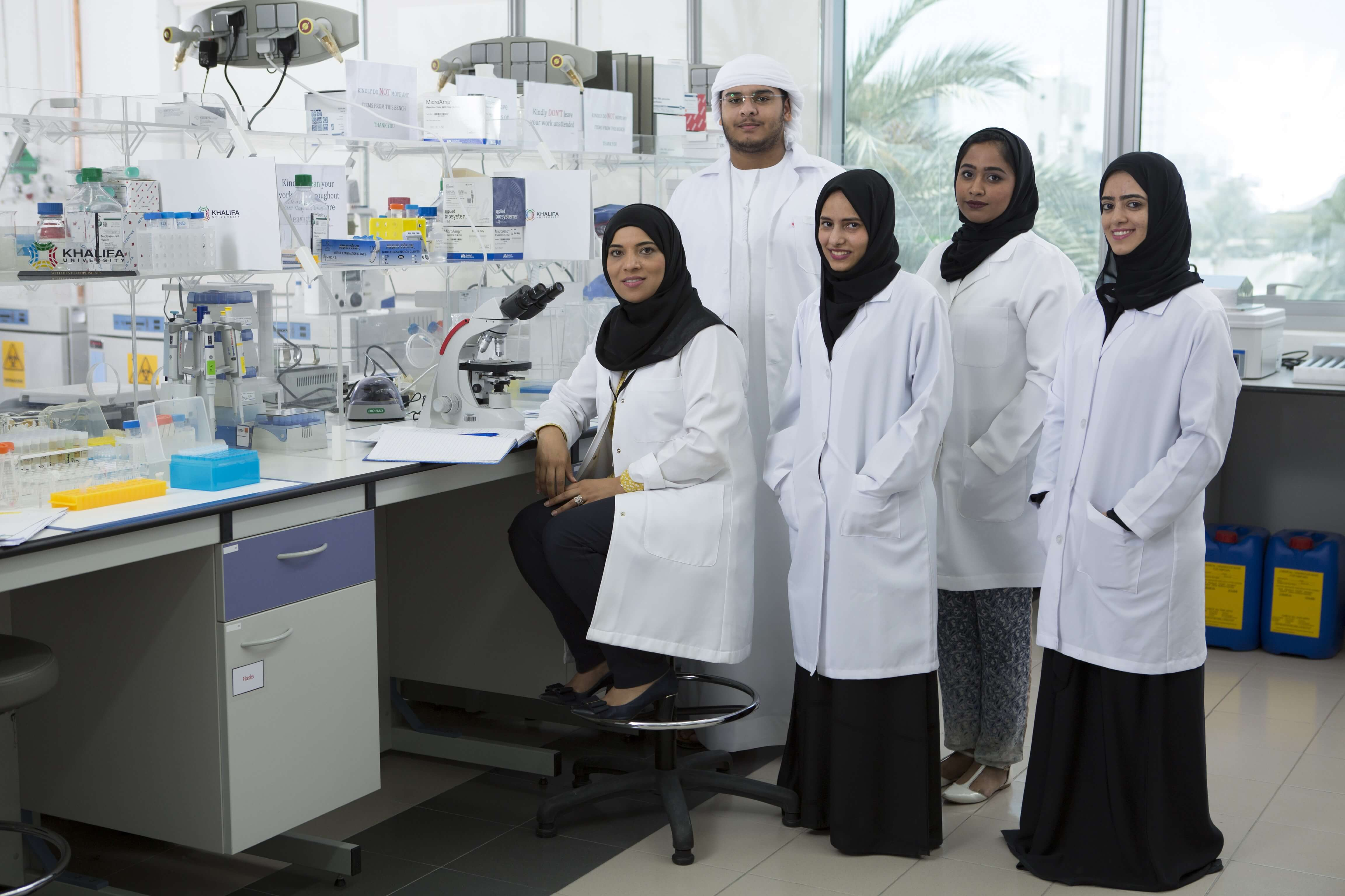 khalifa-university-and-sandooq-al-watan-collaborate-on-biotechnology-project-to-study-genetic-predisposition-to-cancer-in-uae